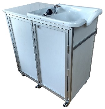 Self Contained Portable Sink